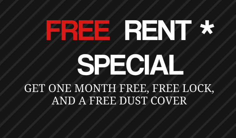 Free First Month Rent