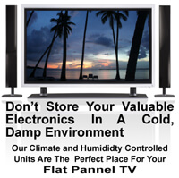 Humidity Controlled Storage Units